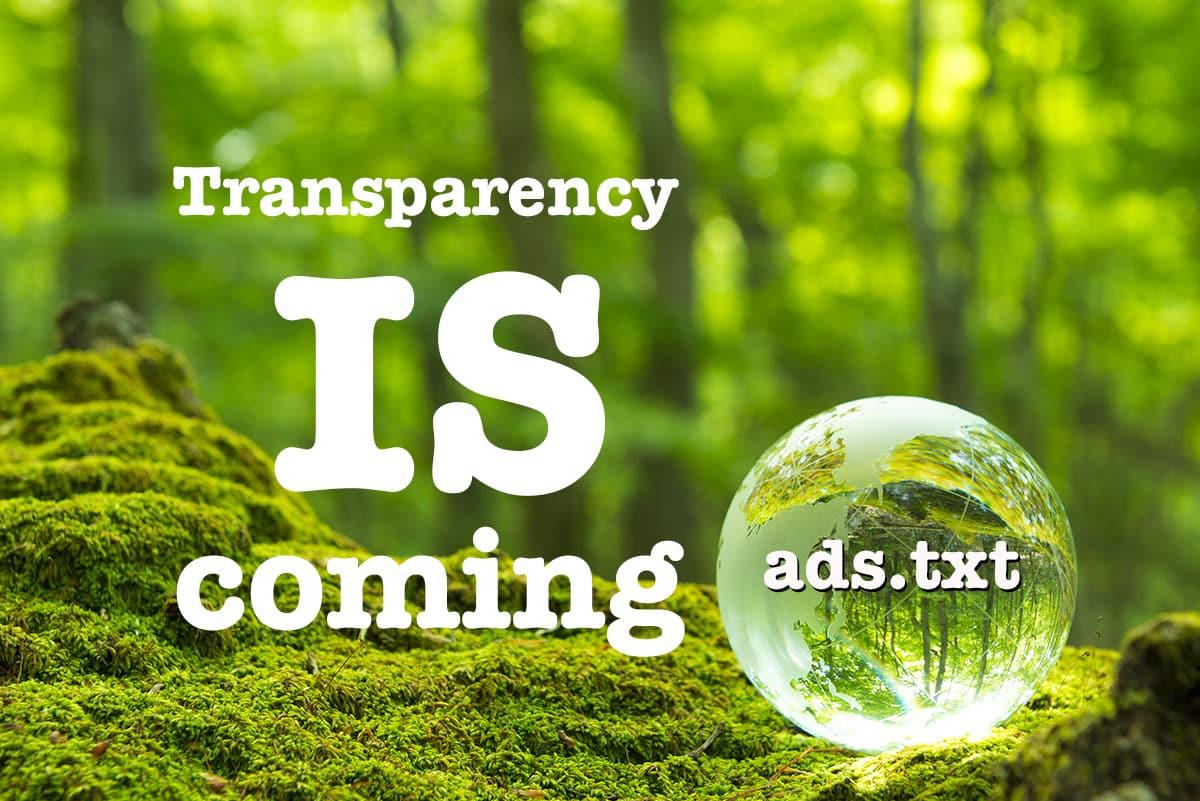 Transparence marché publicitaire digital blockchain