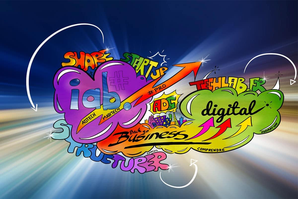 internet advertising business