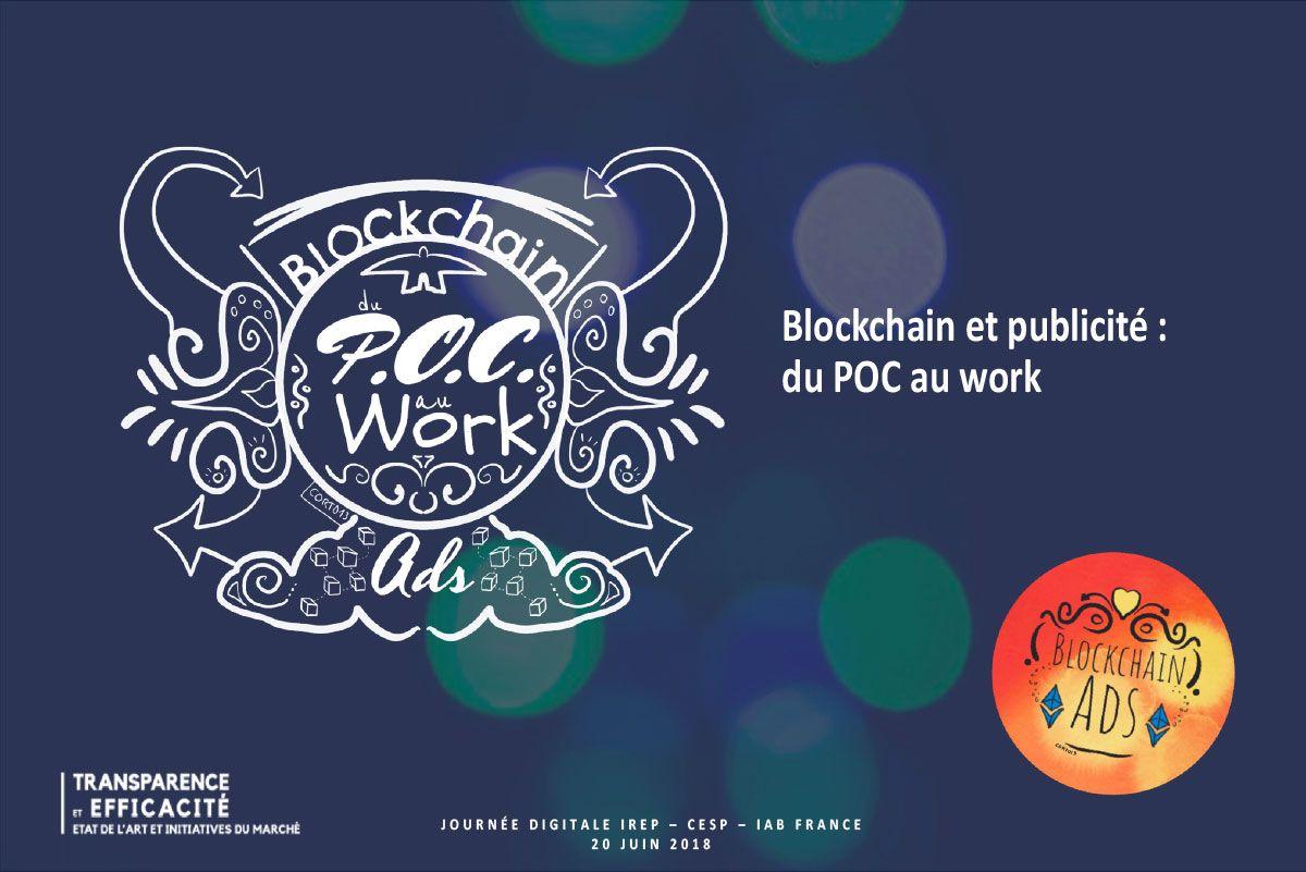blockchain publicitaire