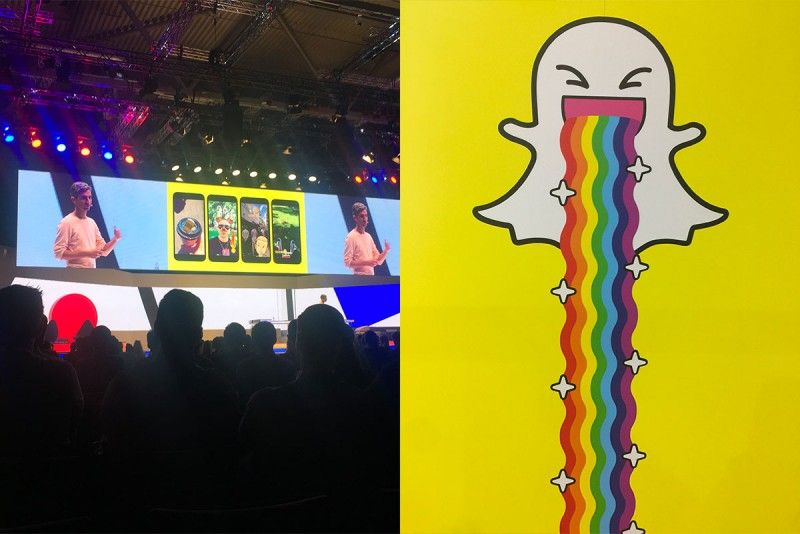 DMEXCO snapchat