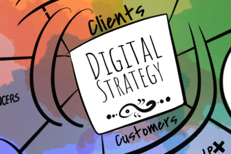Concevoir sa stratégie digitale