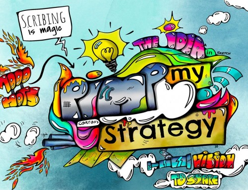 Pimp my Digital Strategy, Sketchez vos plans d'actions